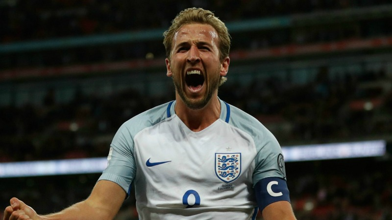 England hat-trick hero Kane basks in World Cup rout