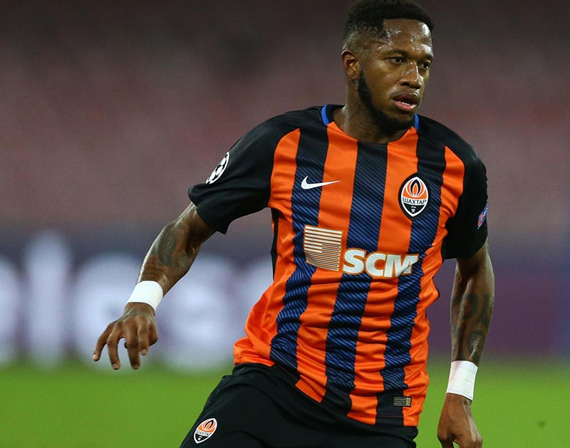 Manchester United agree deal to sign Brazil midfielder Fred