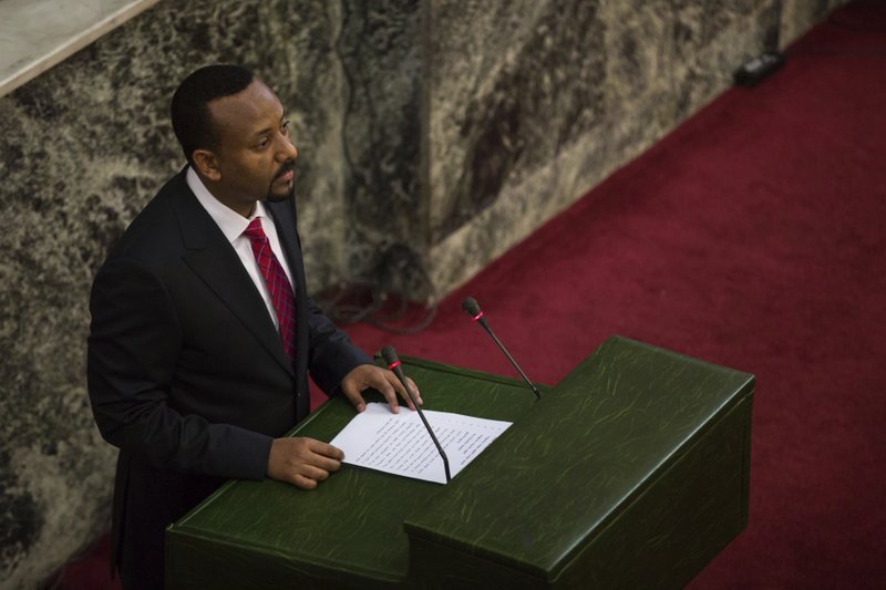 Ethiopia to end boundary row with Eritrea, open for foreign investment