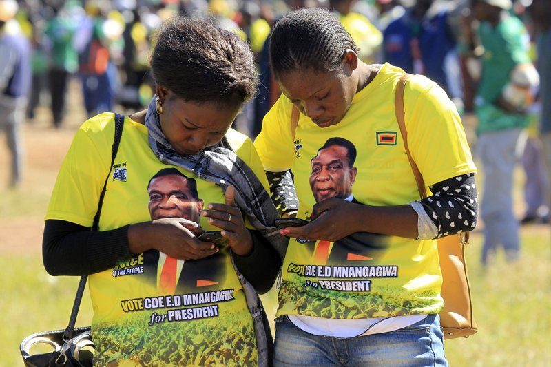 Zanu PF to vote through secret ballot