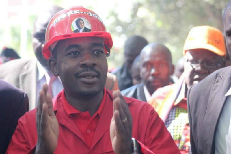 Chamisa honours MDC followers for clean sweep
