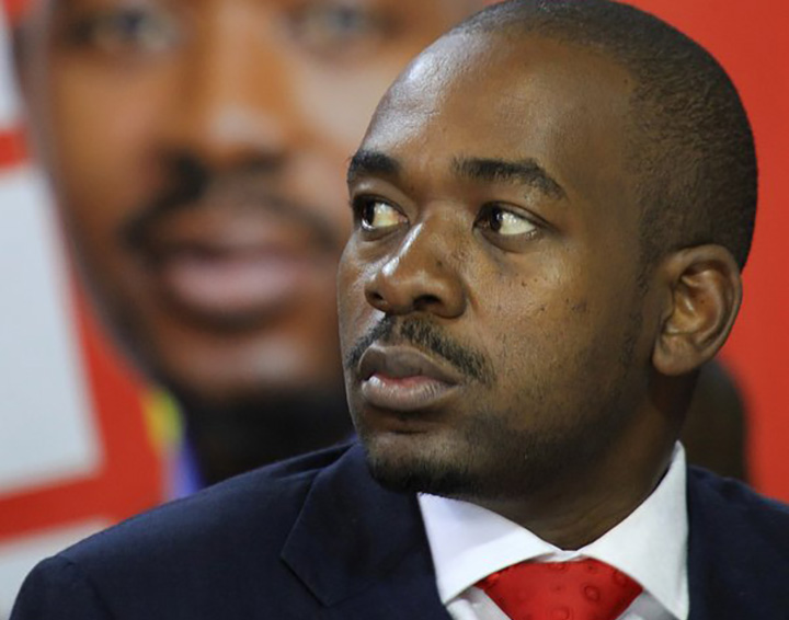 Chamisa turns focus to 2023 as 2018 fights draw blanks