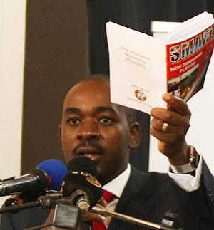MDC Launches Election Policy Document