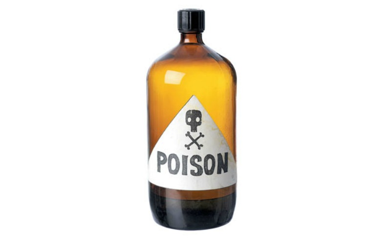 Man dies soon after beating up own kids for stopping him from taking poison