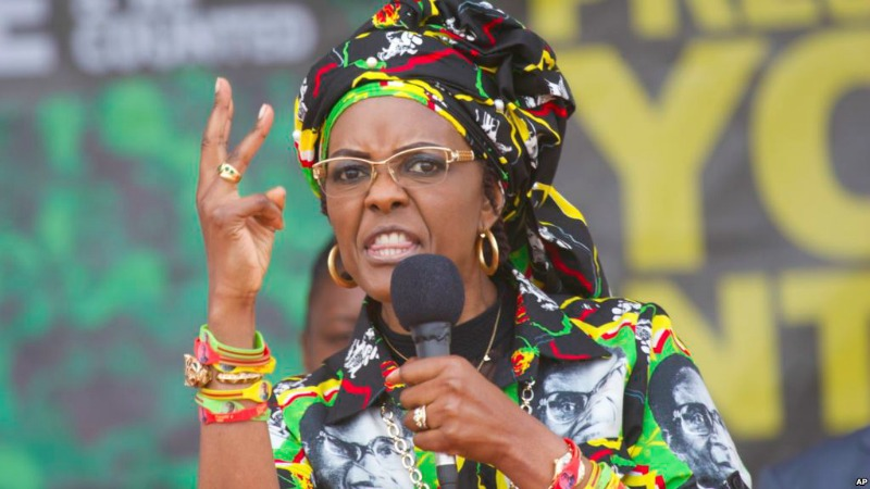 Twist in Grace Mugabe, Lebanese businessman diamond fight
