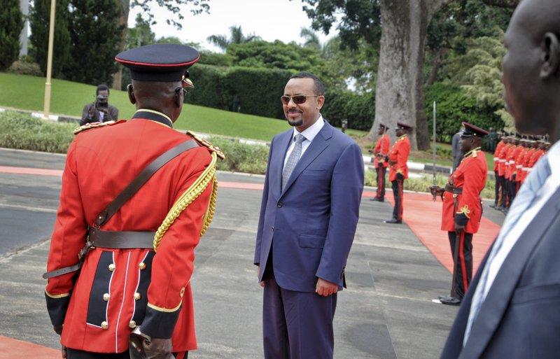 Momentous days in Ethiopia as new PM pledges major reforms
