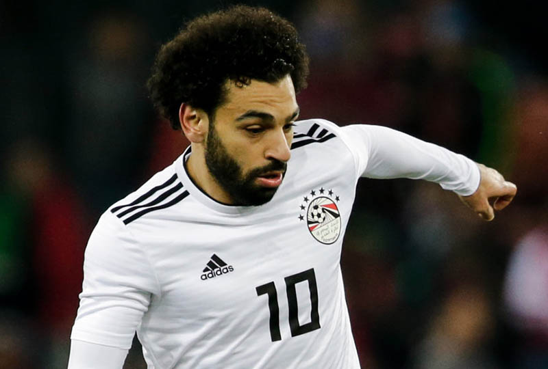 Salah tweet shows his dispute with Egypt soccer is not over