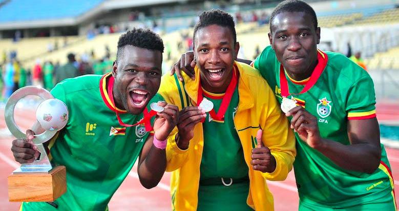 Zimbabwe face COSAFA ban