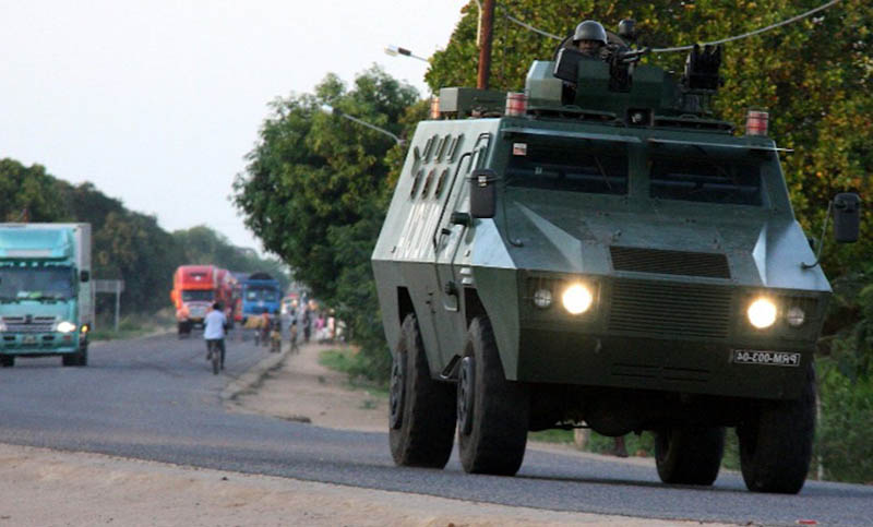 Mozambique condemns 'horrifying' shooting of naked woman at hands of fighters