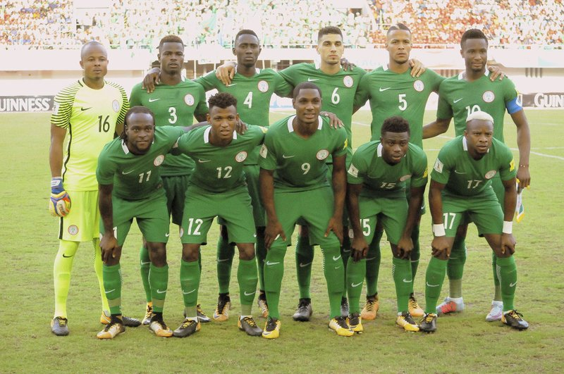 WORLD CUP: Nigeria strong and calm under Rohr, for now