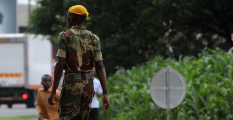 Three Juveniles Arrested After Axing Soldier To Death