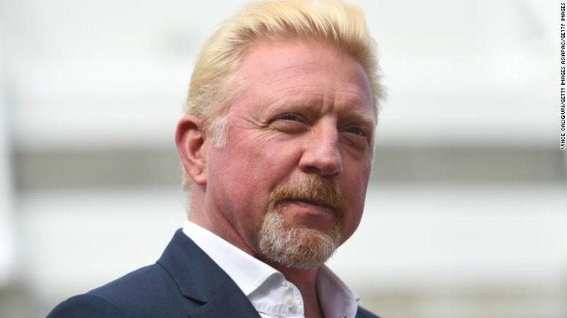 Boris Becker denies claims diplomatic passport is 'fake'