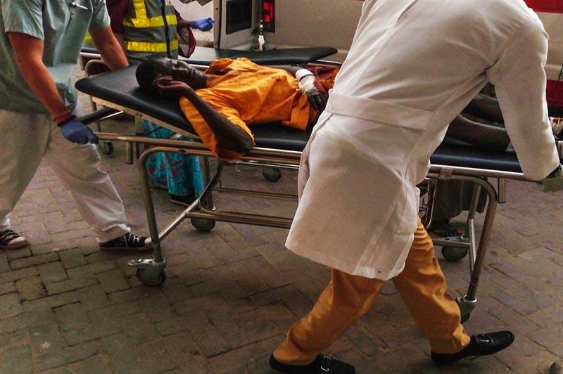 Suicide blasts in NE Nigeria kill at least 31: official, local militia