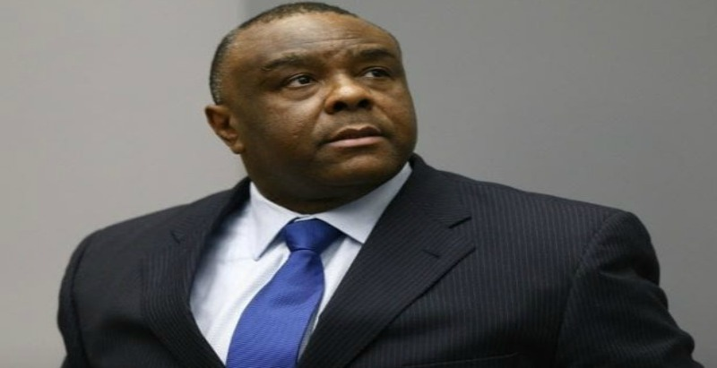 Kabila's govt says Jean-Pierre Bemba free to return home