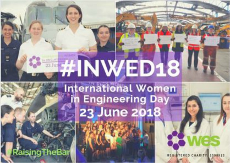 Discussions, eats as engineers converge in Hre for 1st International Women in Engineering Day