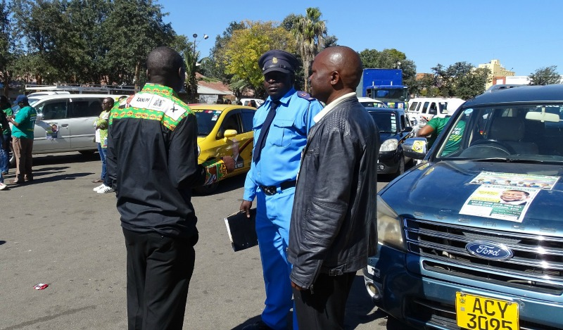 ED campaign crews invade Byo ahead of rally, refuse to pay parking fees