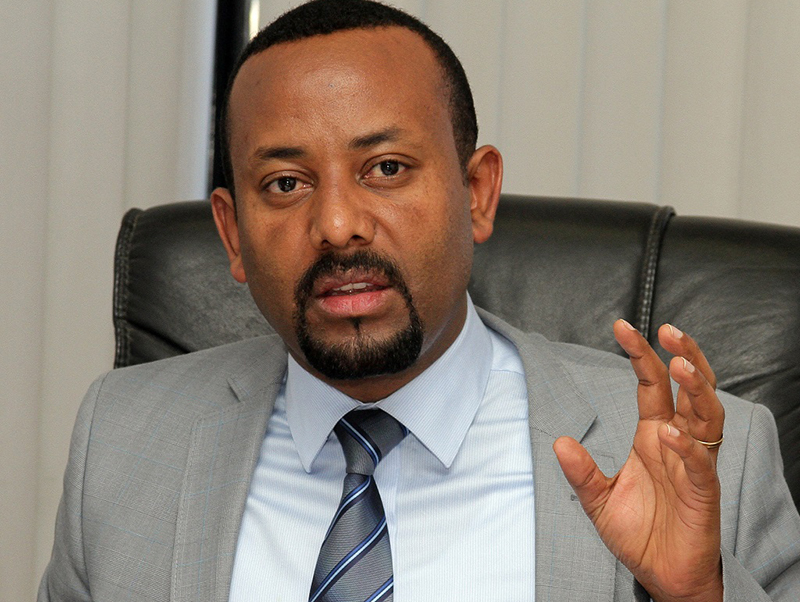 ETHIOPIA: Grenade blast at new Prime Minister's rally; one dead