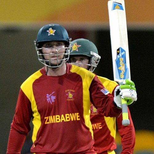 Taylor, Ervine, Williams return to Zim squad for South Africa, Bangladesh tour