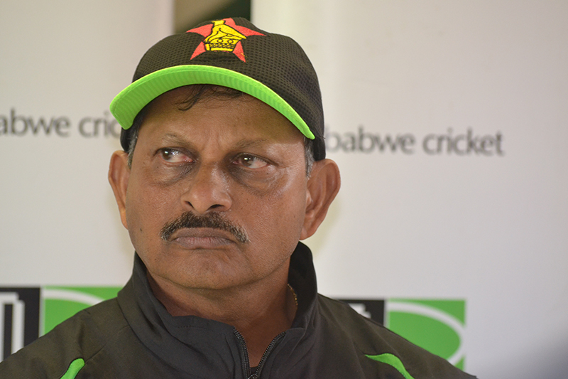 Zim Lands In Pakistan But Coach Rajput Pulls Out - New Zimbabwe.com