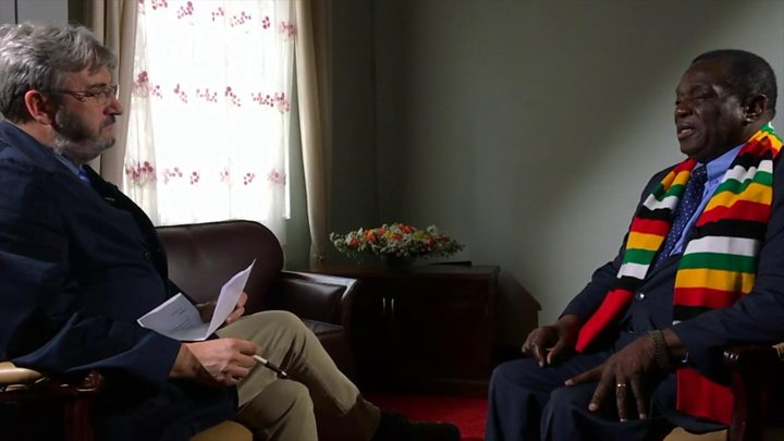 Mnangagwa blames Grace Mugabe's G40 faction for assassination bid