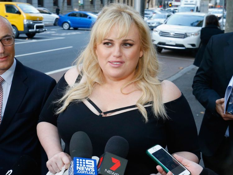 Actress Rebel Wilson ordered to pay back $3 mln plus interest
