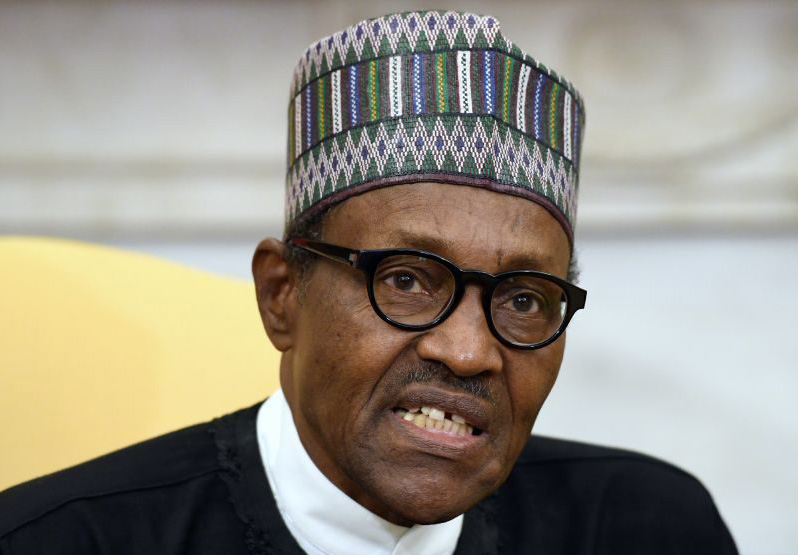 Nigeria's Buhari stretches lead in presidential election