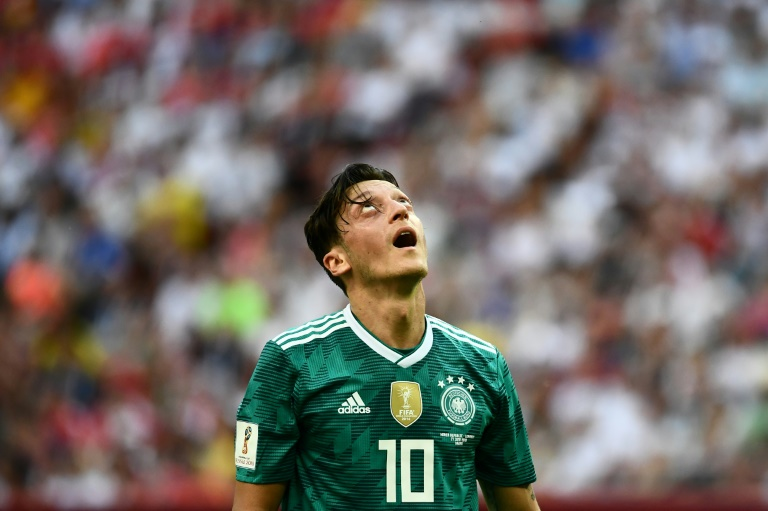 Germany crash out of World Cup at group stage in seismic shock; Brazil ease through