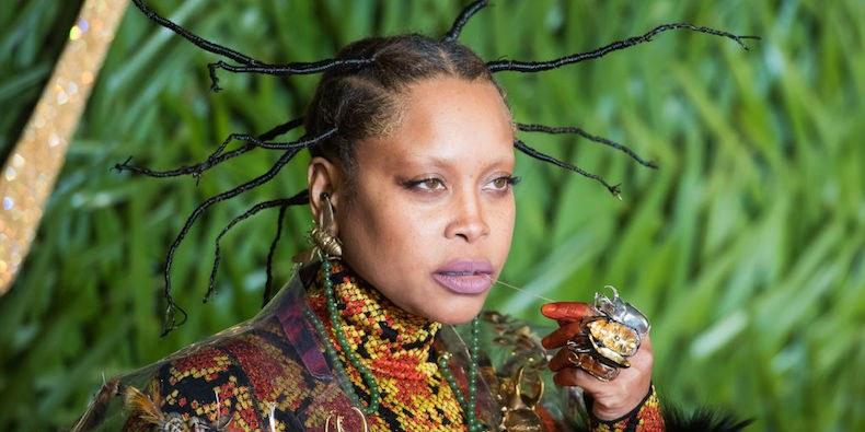 Neo-soul icon Erykah Badu South Africa-bound