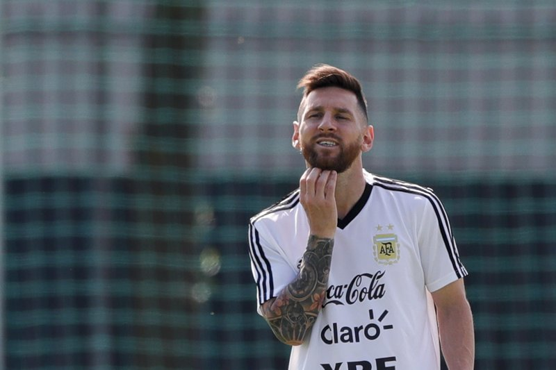France considers how to stop Messi ahead of Argentina clash