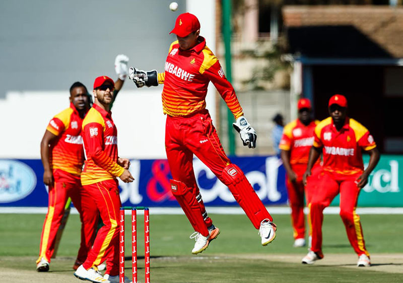 Pakistan cruise to 74-run victory over Zimbabwe