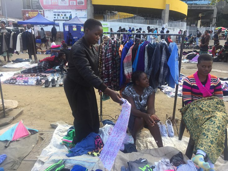 Bulawayo Bans Sell Of Second-Hand Clothes