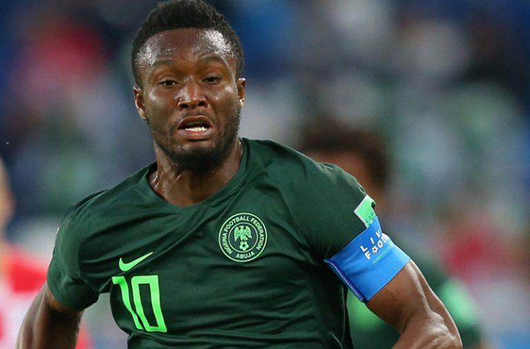 Nigeria's ex-Chelsea star Obi Mikel dumps Super Eagles