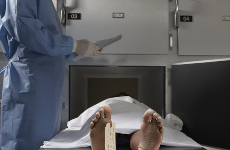 Woman taken to South African morgue turns out to be alive