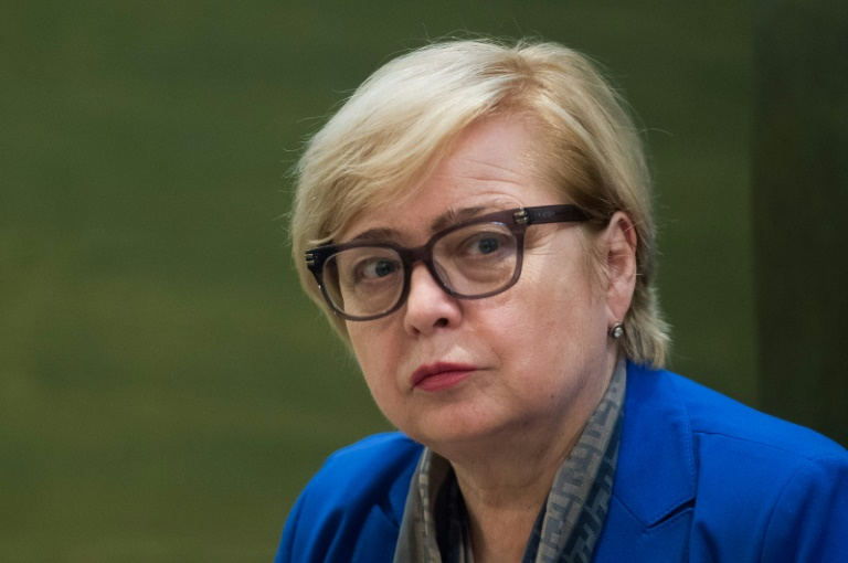 Poland's Supreme Court justice vows to defy retirement order