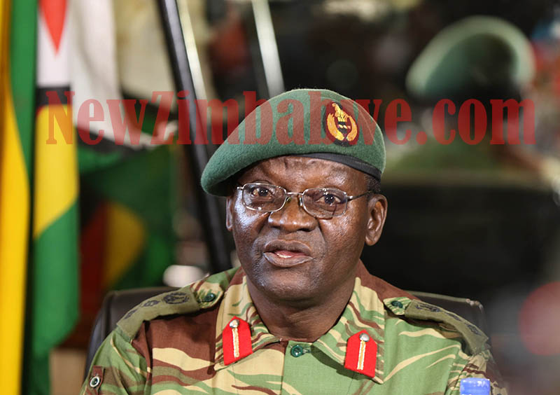 "Zimbabwe military vows neutrality ahead of polls, scorns media for ""falsehood"""