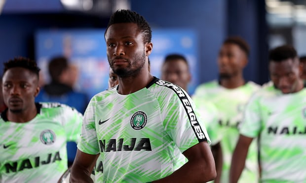 Nigerian skipper told father kidnapped hours before World Cup match