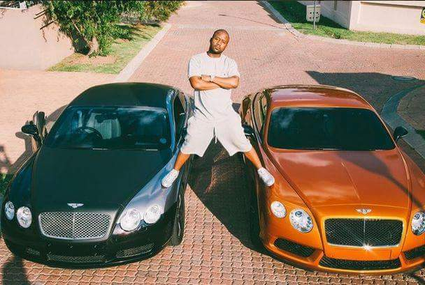 "Cassper Nyovest says not ""rich rich"" yet"