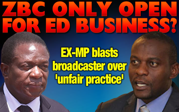 Shock as ZBC demands $1,5 million to air MDC election adverts