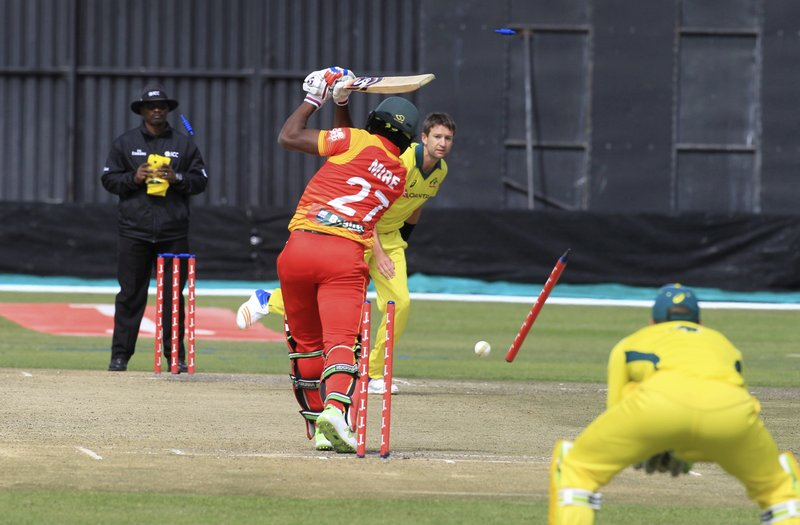 Zimbabwe crumble against South African bowlers