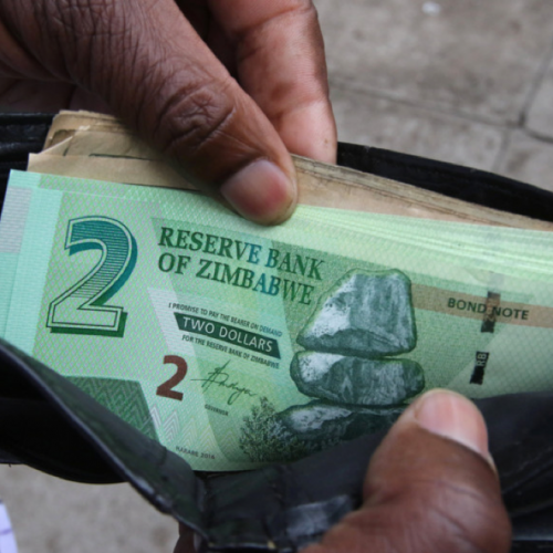 No Currency, Just a Currency Crisis: Zimbabwe's Woes Deepen