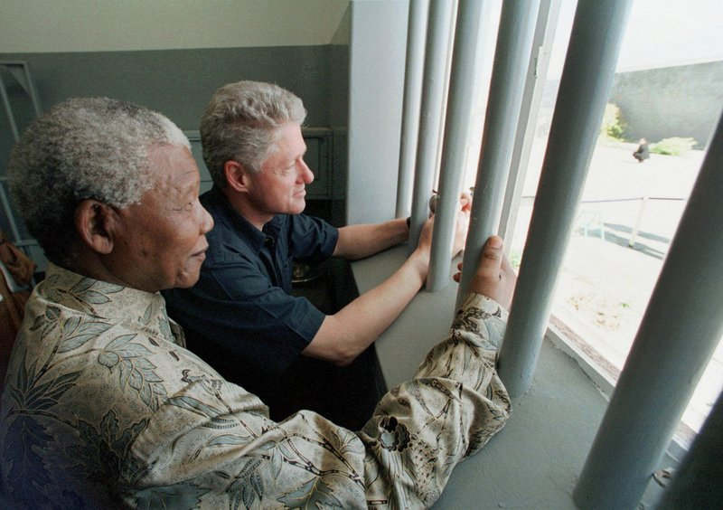 Group apologises for auctioning a night in Mandela's cell