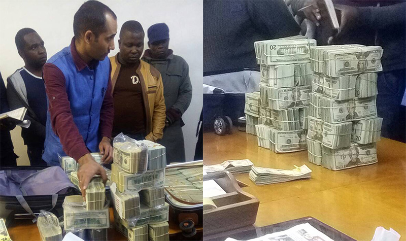 100kg gold and $4m cash mystery: MDC Alliances demands answers, claims police protecting top politician