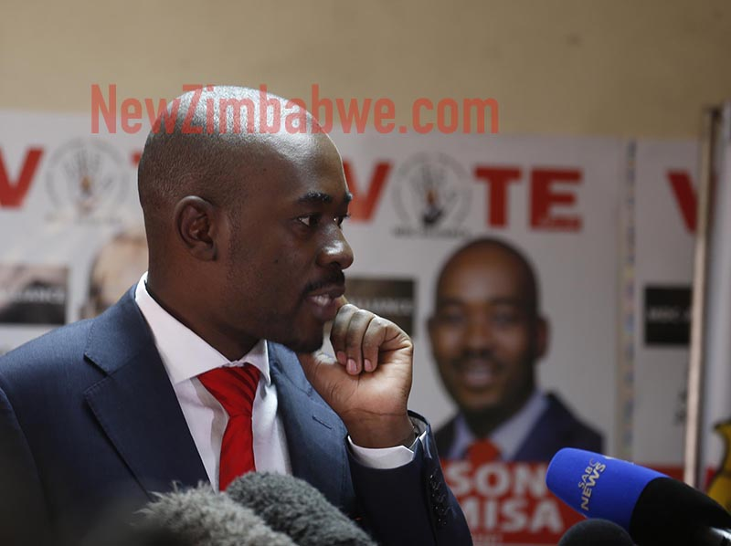 Chamisa's team insists Con-Court application on time as Zanu PF files opposing papers