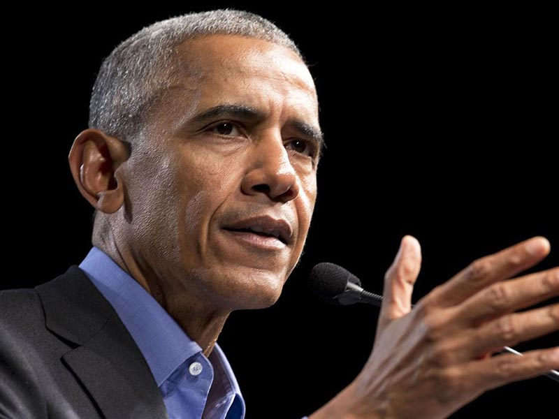 Obama in Mandela praise, blasts dictators stealing elections