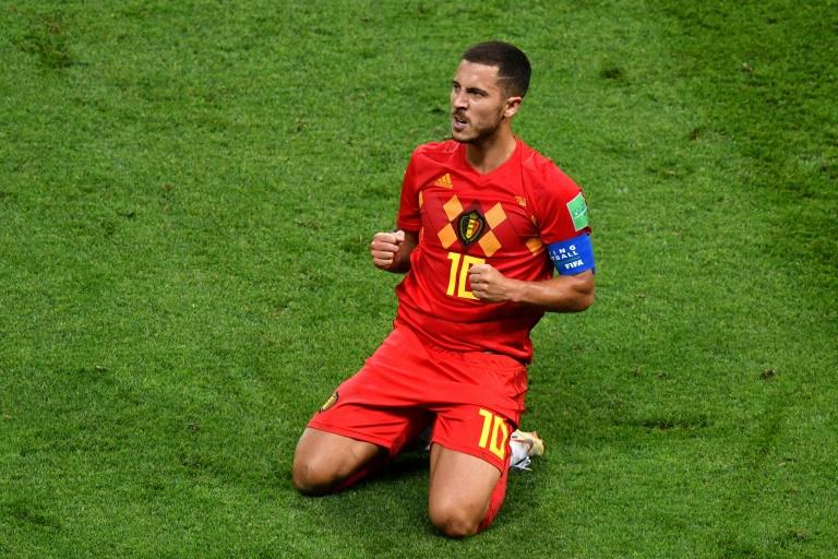 Belgium's Hazard spells World Cup danger for France