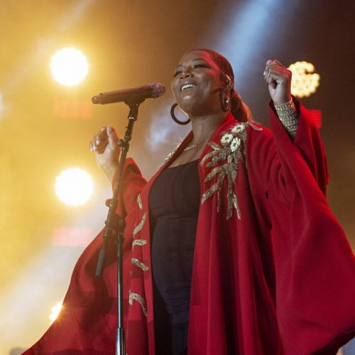 Queen Latifah 'unable to accept' award for personal reasons