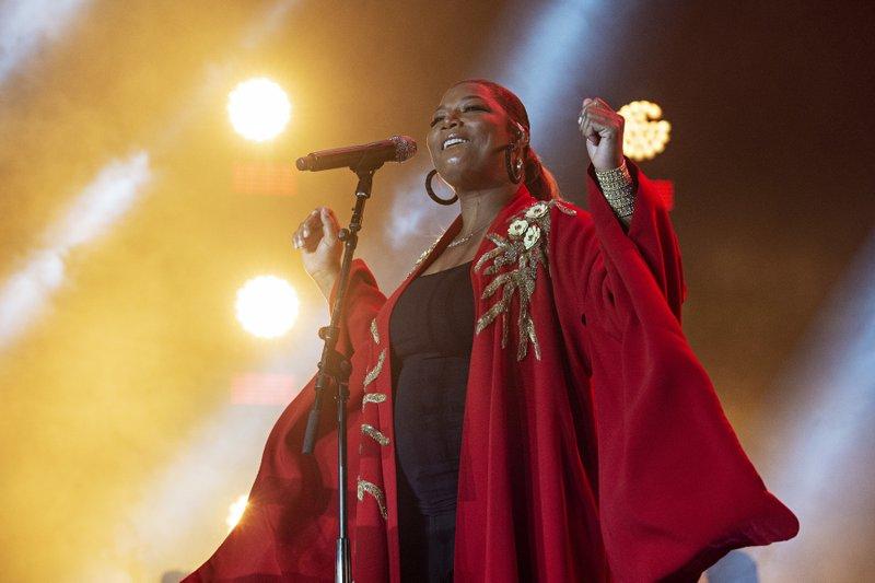 Queen Latifah hosts Black Girls Rock awards