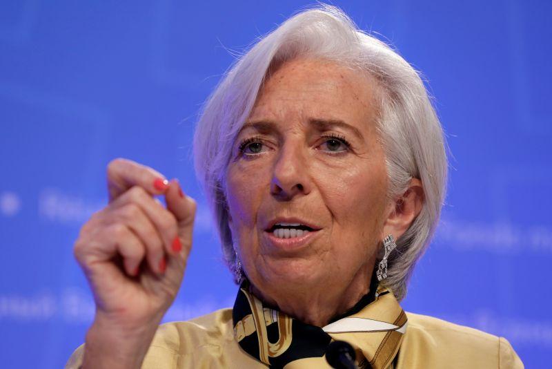 EU has 'card to play' in US trade war: IMF