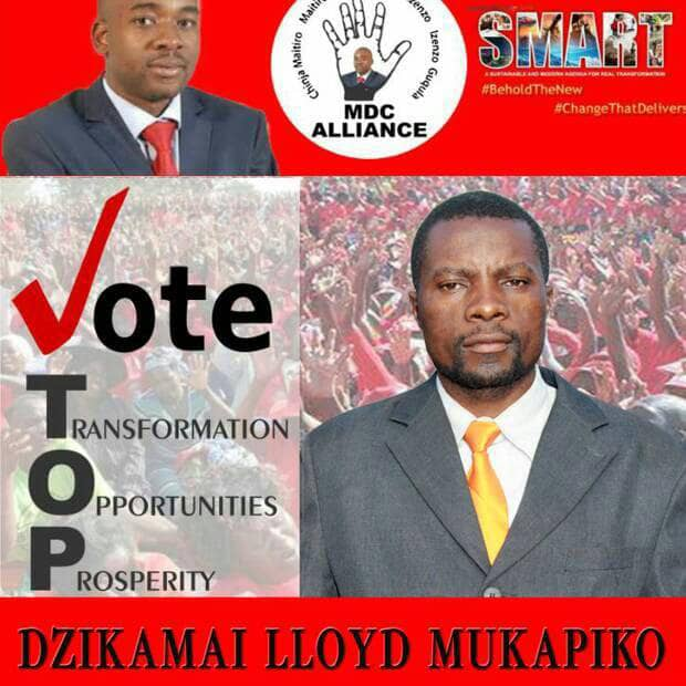 MDC-T undertaker plots minister July Moyo's political burial in Redcliff parliamentary poll