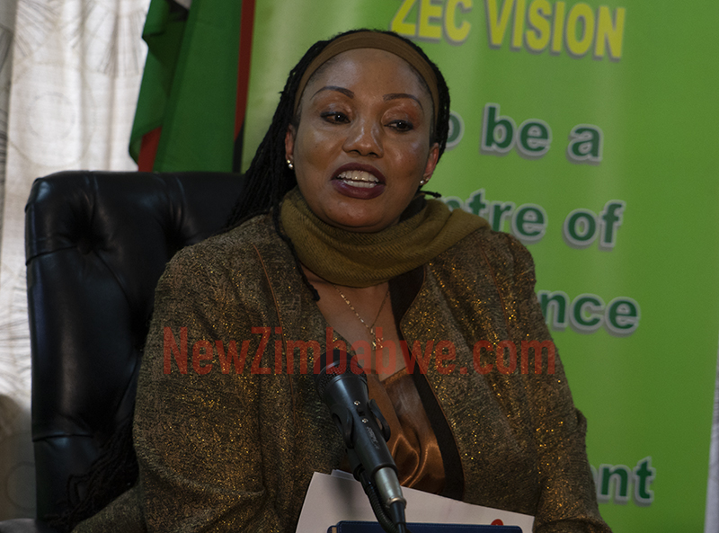 ZEC bosses duck blame in police vote furore…as chiefs cast own votes